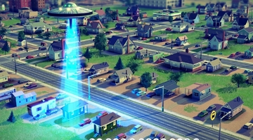 EA defends always-online SimCity