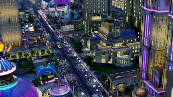 SimCity sells over one million copies in twoweeks