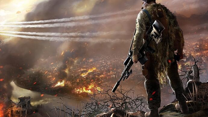 Sniper: Ghost Warrior 2review