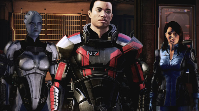 Let's Play: Mass Effect 3 Citadel DLC - Episode 2