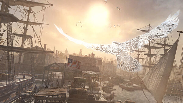 Assassins Creed 3: Tyrania krola Waszyngtona - Epizod 2 screen 1