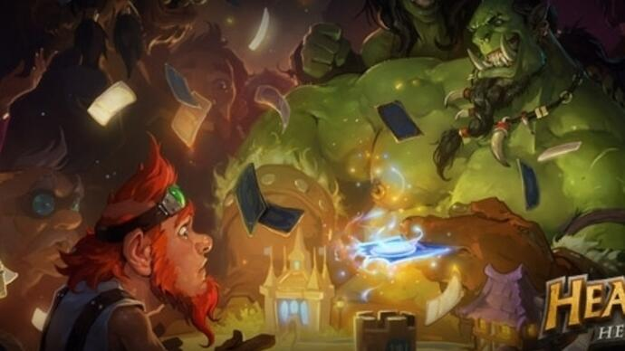 Blizzard announces Hearthstone Heroes of Warcraft