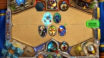 "Blizzard building ""more experimental"" titles with Hearthstone"