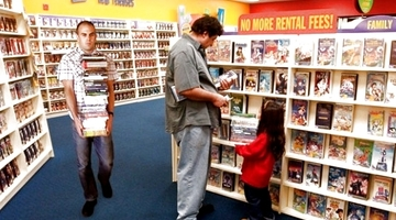 2000 jobs saved as Blockbuster UK sold