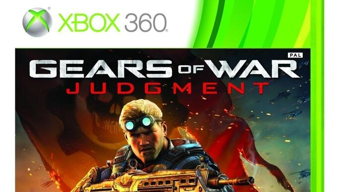 UK chart: Xbox 360-exclusive Gears of War: Judgment storms top