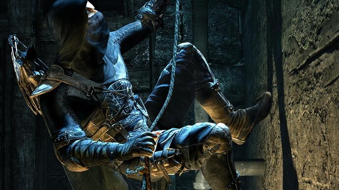 Thief preview: Deadly Shadows that move