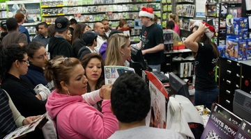 Game retailers most effective at carding minors