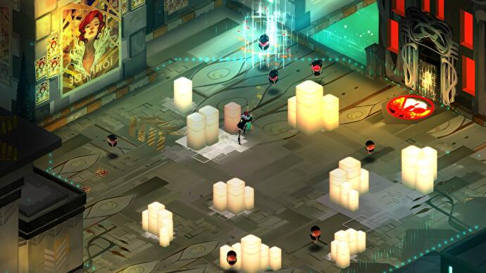 Transistor preview: Supergiant's bold, futuristic follow-up to Bastion