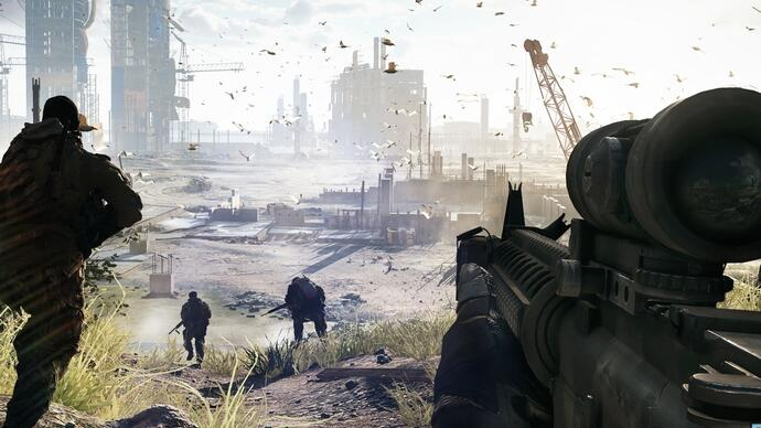 Battlefield 4 screenshots hit the internet ahead of debut trailer