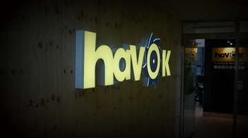 Havok launches Project Anarchy 3D mobile engine