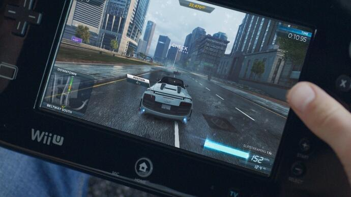 Face-Off: Need for Speed: Most Wanted on Wii U