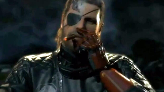 Confirmado: The Phantom Pain + Ground Zeroes = Metal Gear Solid 5