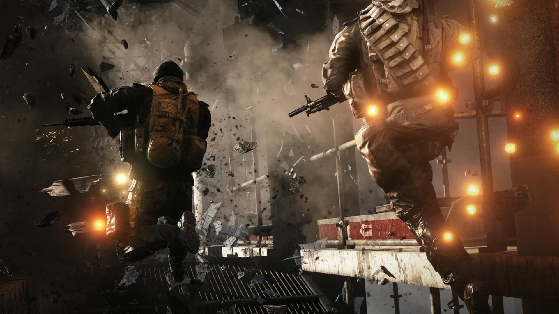 The big Battlefield 4 interview: DICE leaves technology behind