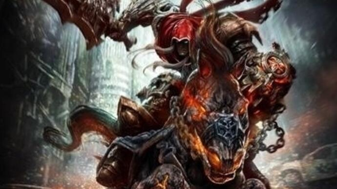 Crytek confirms it will bid on Darksiders IP at auction