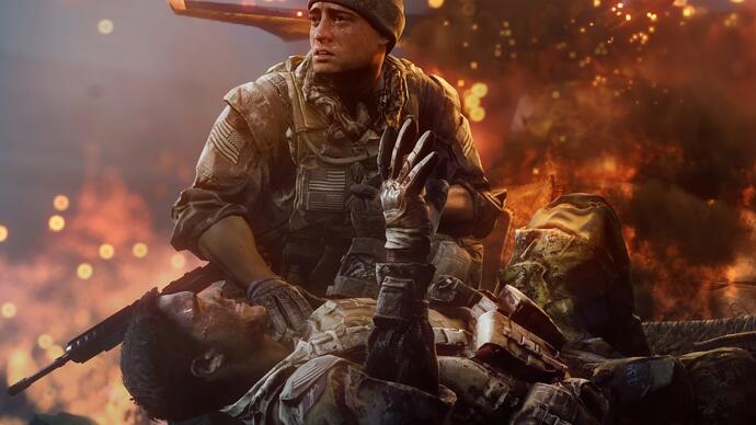 Watch the Battlefield 4 trailer at 60FPS