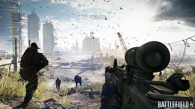 Battlefield 4: DICE's Creative Director Speaks