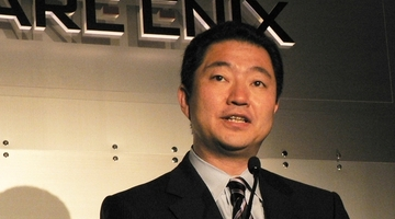 "New Square Enix president to ""fundamentally review"" company"