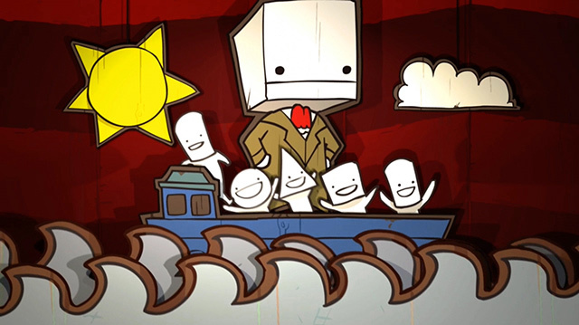Let's Play: BattleBlock Theater