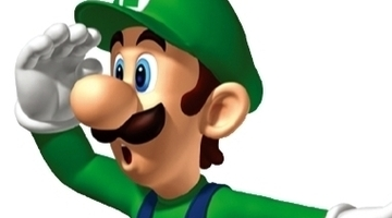Luigi and Nintendo 3DS on top in Japan
