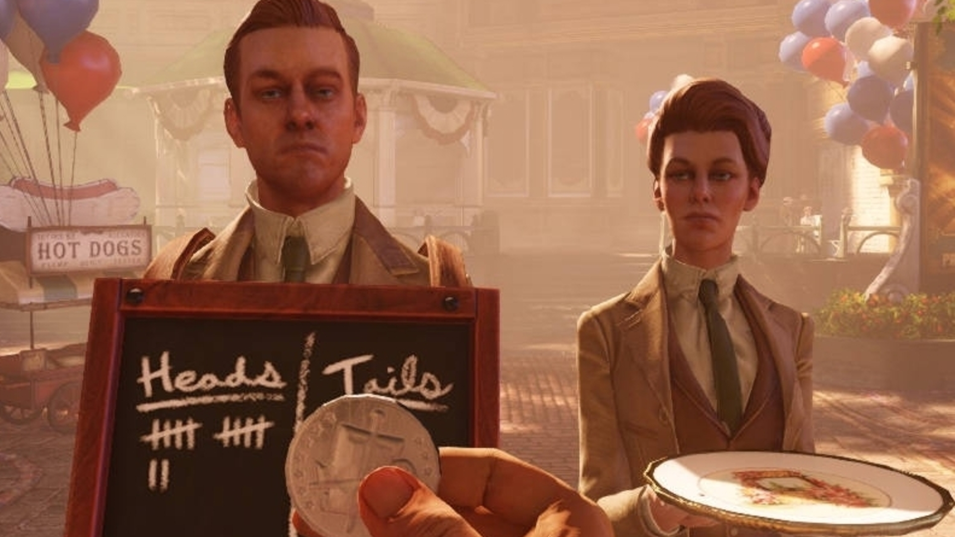 BioShock Infinite ending explained