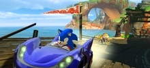 Disponible Sonic & Sega All-Stars Racing para Mac