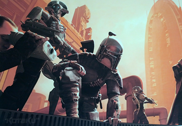 Star Wars 1313 was about Boba Fett after all