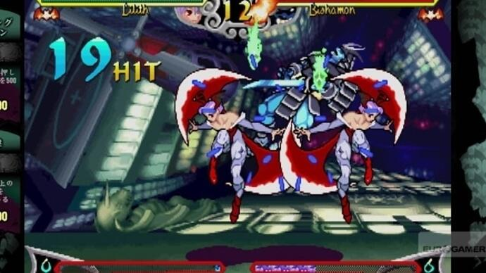 Don't expect more updated versions of classic Capcom fighting games
