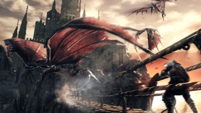 10 minutes of Dark Souls 2 gameplay revealed