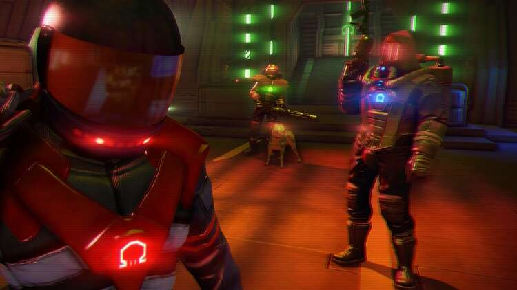 Far Cry 3 Blood Dragon Has Cybersharks And Mutant Cassowarys Eurogamer Net