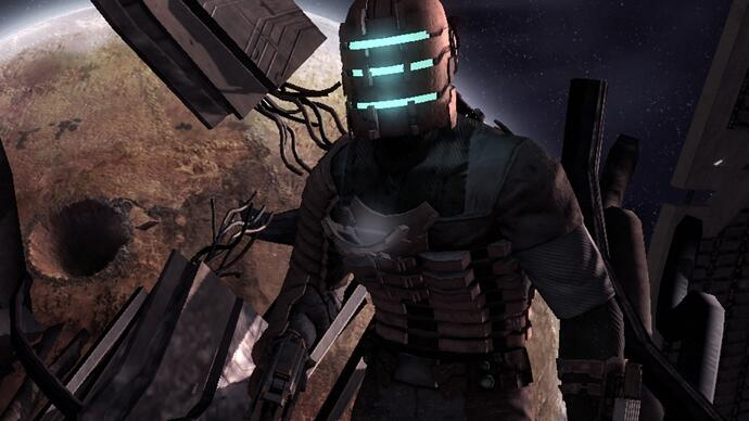 Trailer live-action de Dead Space é divinal