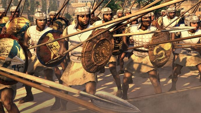 Rome 2: Total War live code demo confirmed in Rezzed developer sessionsschedule