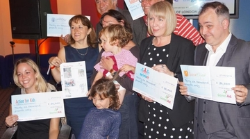 Comedy night raises �6,000 for GamesAid