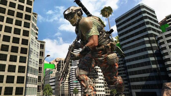 Call of Duty: Black Ops 2 - Uprising review
