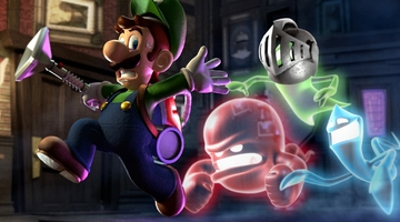 Luigi and 3DS on top in Japan