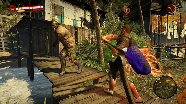 Dead Island Riptide Multiplayer Gameplay: Co-op is King