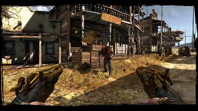 Trailer: Call of Juarez Gunslinger Returns to the Old West