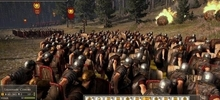 Total War : ROME II - Bataille de la for�t de Teutoburg VIDEO
