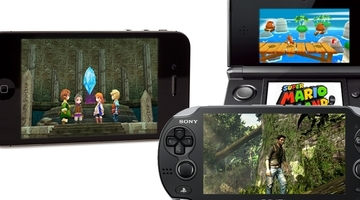 IDC expects paying mobile gamers to pass paying handheld gamers this year