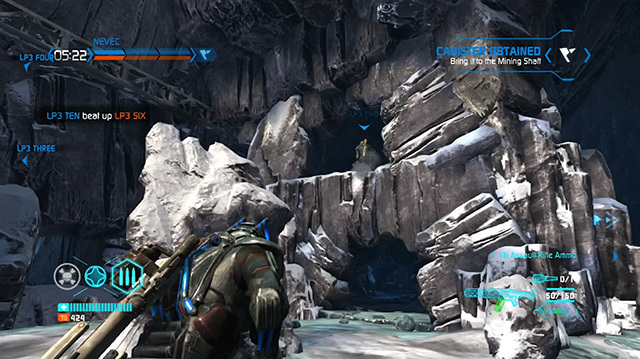Lost Planet 3 Multiplayer Dials Down the Silly