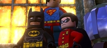 Lego Batman 2: DC Super Heroes no iOS