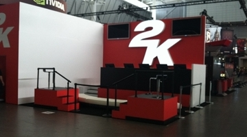 2K Games won't have a booth at E3 2013