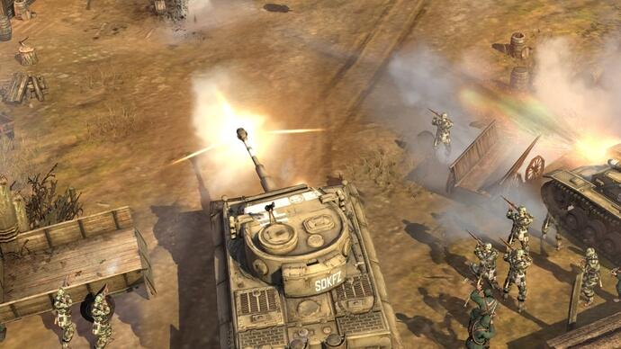 Relic unveils Company of Heroes 2 Theater ofWar