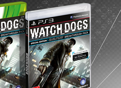 Watch Dogs to feature 60 minutes of exclusive content on PS3 and PS4