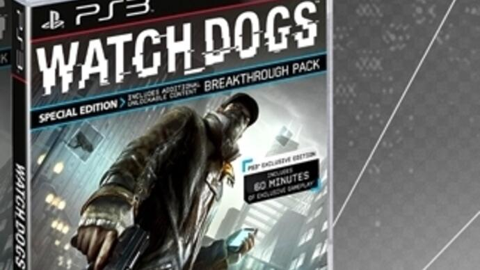 Watch Dogs includes 60 minutes of PS3-exclusivecontent