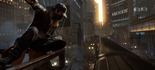 Sl�ppdatum f�r Watch Dogs