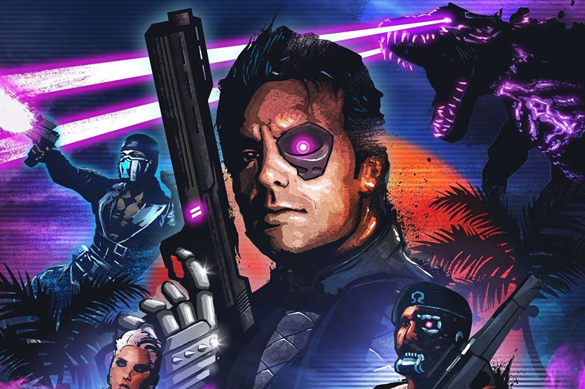 Analisis De Far Cry 3 Blood Dragon Eurogamer Es