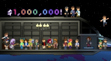 Chucklefish makes $1m from Starbound pre-orders