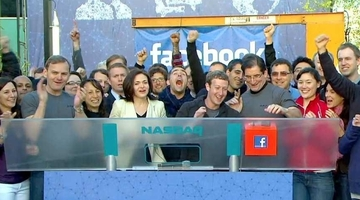 Facebook chief accounting officer departs