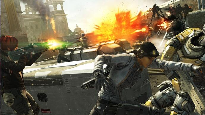 Fuse demo launches next week on XBL andPSN