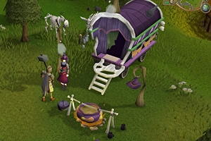 Jagex hopes to have RuneScape on tablets by the end of the year
